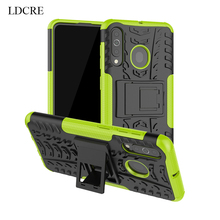 купить For Cover Samsung Galaxy A60 Case Heavy Duty Hard Rubber Silicone Phone Case For Samsung Galaxy A60 Cover for Samsung A60 Case дешево