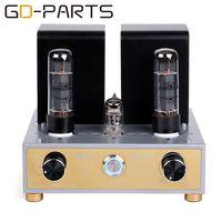 GD PARTS APPJ Mini Single End EL34 Vacuum Tube Amplifier HIFI Stereo Tube Integrated AMP Desktop