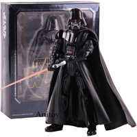 SHF Star Wars Darth Vader PVC Action Figure Collectible Model Toy