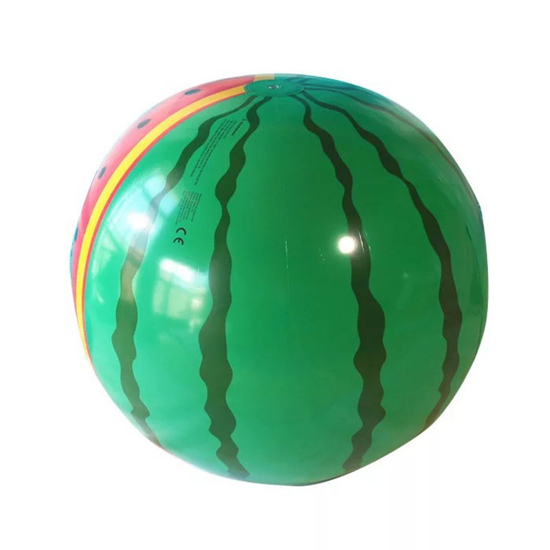 35'' Giant Inflatable Watermelon Beach Ball Beach Pool Play Ball For Kids Adult Water Balloons Swimming Pool Play Water Ball