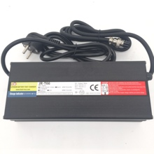 66.4V 6.5A Fast Charger for Dualtron Electric scooter 100 240V fit for USA standard or EU standard Voltage