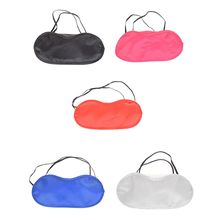 2018 New 1PC Travel Sleeping Masks Aids Helper Eye Shade Cover Comfort Care Blindfolds Hot Sales(China)