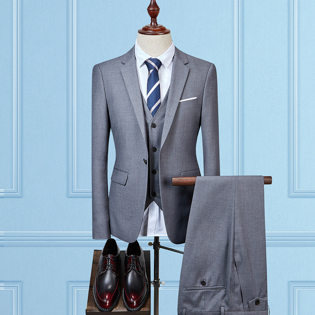 hot sale online 75bdf a78e7 Abiti-da-uomo-Giacche-Pantaloni-Gilet-3XL-4XL-5XL-Blu-grigio-rosso-nero -Fashion-Business-Wedding.jpg 640x640.jpg