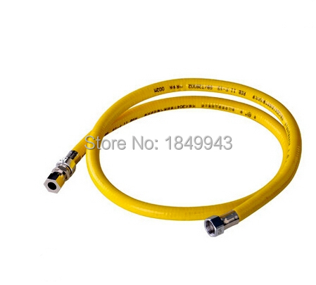 4m Flexible Stainless Steel Gas Pipe/Tube Natural Gas Hose ...