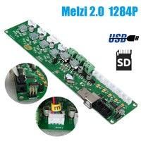 S SKYEE High Quality 3D Printer Controller Board DIY Kit PCB Card Board Mainboard Melzi 2.0 1284P Motherboard DIY