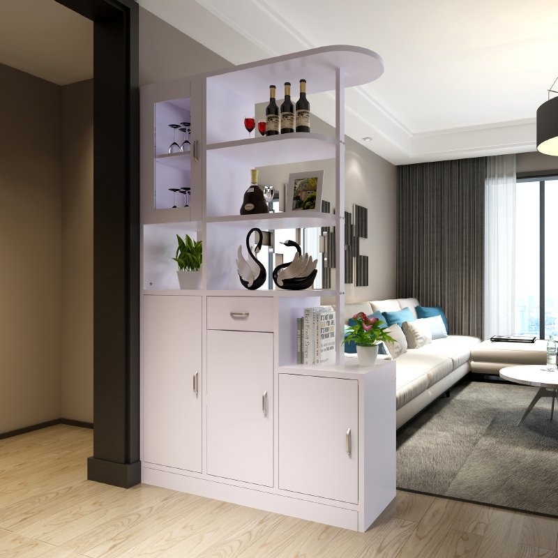 Long Europa Simple Fashion Hall Cabinet Entrance Cabinet Shoe Cabinet Wine  Cabinet Partition Wall Paint The Living Room Sideboar In Children Cabinets  From ...