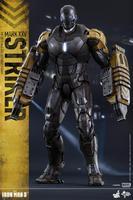 MMS277 1/6 Escala Figura de Acción de Tony Stark Iron Man 3 MK 25 Delantero Stock Limitado