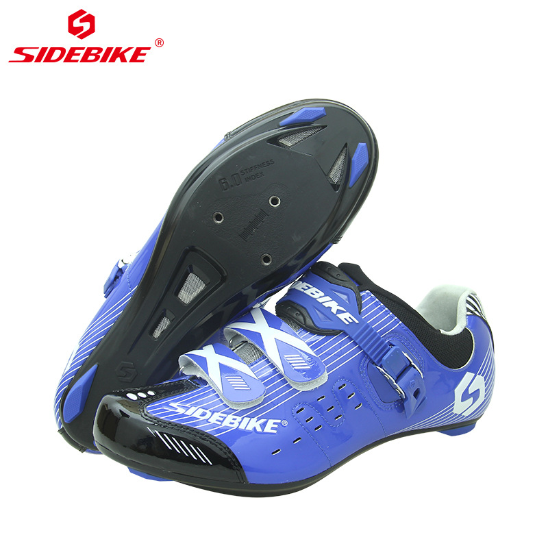 Sidebike new riding shoes road MTB non slip wear resistant bicycle lock shoes outdoor sports shoes