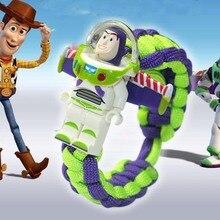 La historia del juguete 3 Buzz Lightyear pulsera de bloques de construcción  de juguetes figuras de acción niños regalo a4762df8eff