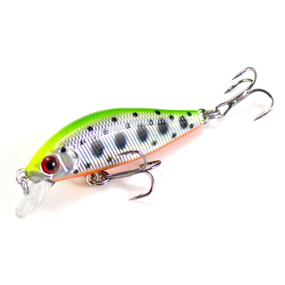 Countbass 45mm 3.1g Hard Lures Fishing Baits, Sinking Minnow, Wobblers, Plug, Freshwater Fish Lure wdairen 1pcs laser plastic 3d eye 11cm 11 7g hard lures fishing baits crank bait wobblers plug freshwater fish lure fa 322