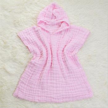 Ręczniki dla dzieci dzieci chłopiec kąpiel wygodne miękkie dziecko muślin bawełna noworodek ręczniki dla dzieci dzieci niemowlęta 6 warstw z gazy bawełnianej koc tanie i dobre opinie WINJAUNT Gaza 10-12 miesięcy 4-6 miesięcy 19-24 miesięcy 7-9 miesięcy 13-18 miesięcy 2 lat w górę 0-3 miesięcy CN (pochodzenie)