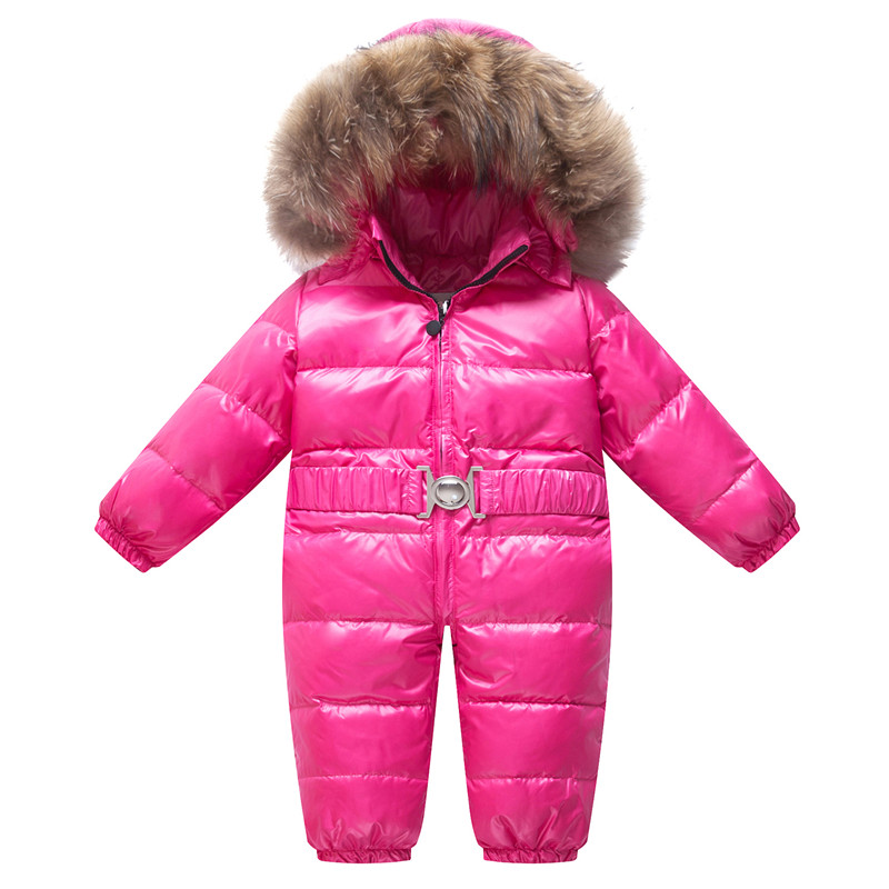 841b726b4271 Baby Winter Rompers Duck Down Jumpsuit Kids Clothing Baby Clothes ...