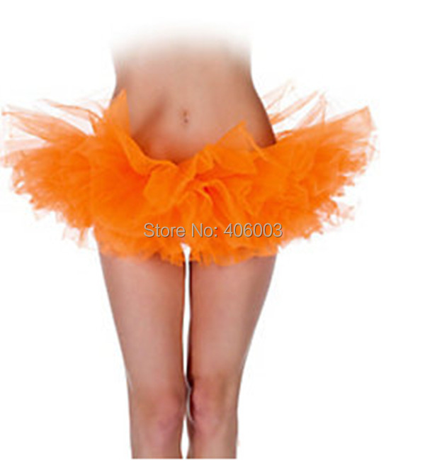 Wholesale Adult Tutus Pettiskirt Clube Rave Fancy Tulle Costumes Dance Party Tutu Skirt