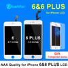AAA Quality 5 5 Inch White Black LCD For Iphone 6 Plus Display Front Touch Screen