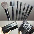 Makeup Brushes Portable Paragraph Foundation Powder Blush Brush Set Tools Beauty Tools 7Pcs/Set M0425