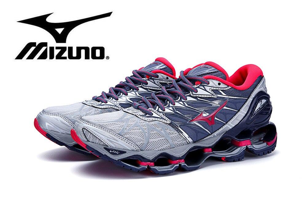 2018 Mizuno Wave Prophecy 7 Women Running Shoes 67fa621a1