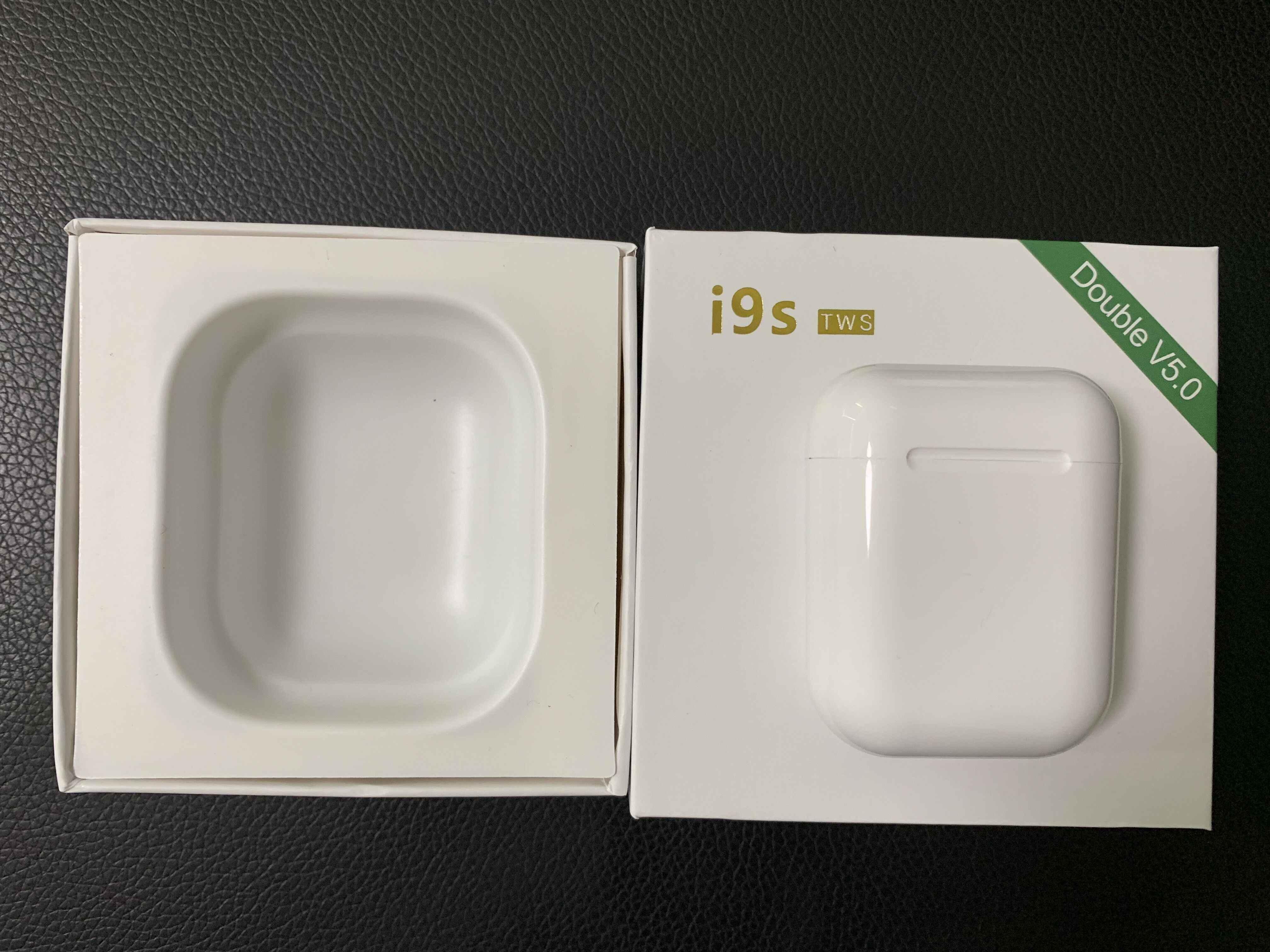 Najlepszy prezent wybrać I9s tws magnetyczny ładowarka przenośny zestaw głośnomówiący bluetooth bezprzewodowy zestaw słuchawkowy stereo nadaje się do iPhone i Android
