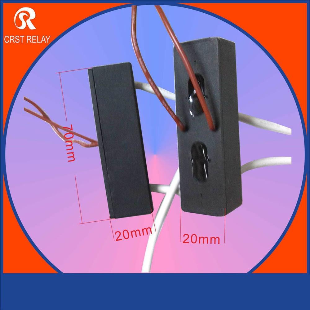 Высоковольтные сухие Герконовые Реле часто открыт 4 провода (нужно сделать, чтобы выдержать напряжение 10 кв) 5 В, 12 В, Steinecker