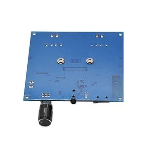 Image 5 - TDA7498 Bluetooth 5.0 Bordo Dellamplificatore di Potenza Digitale Esperienza HD carta di TF di Sostegno AUX Dual Channel 100W * 2 Audio amplificatore Stereo