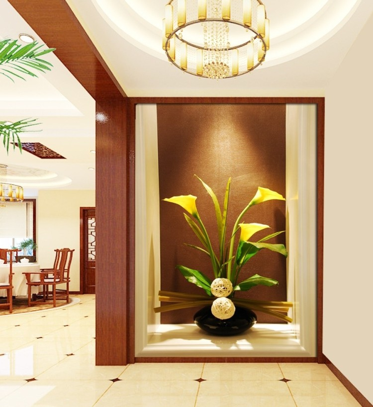Aliexpress.com : Buy European Painting Floral Modern Home Wall Decor  Painting Canvas Printing Art