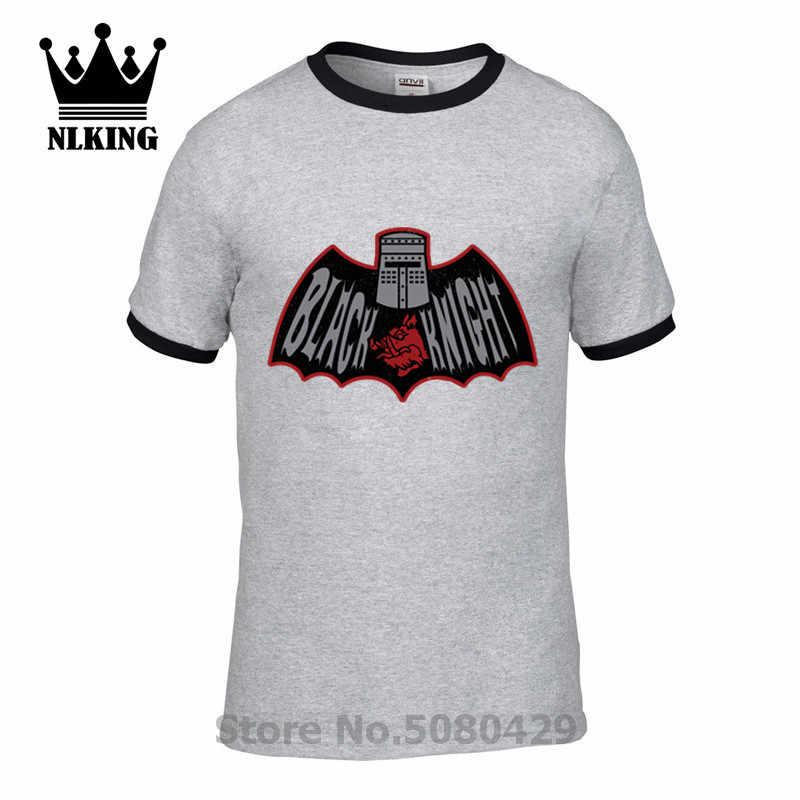 """Gotham City Savior Dark Souls летучая мышь футболки для мужчин черный рыцарь герой рубашка """"Восславь солнце"""" супер хлопок Футболка Guilty Knight Bar футболки"""
