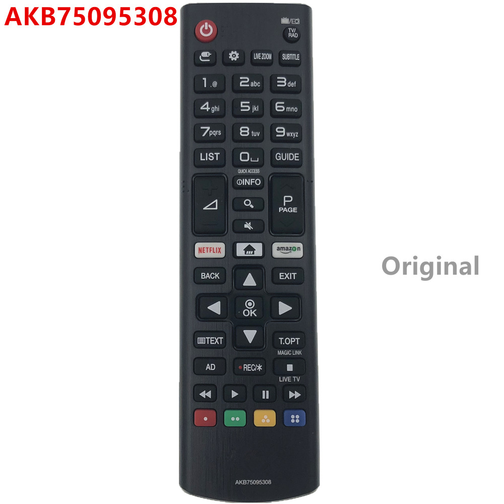 Calvas 100/% New Original Magic Remote Control for LG 43uj630v English version