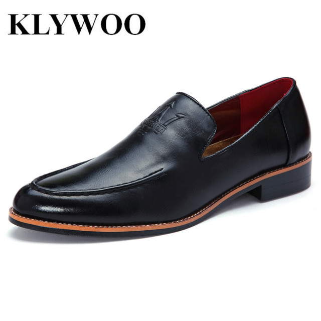 KLYWOO New Men Oxford Shoes Breathable Leather Flats For Men Shoes Wedding Summer Spring Casual Shoes Men Sapatos Masculino