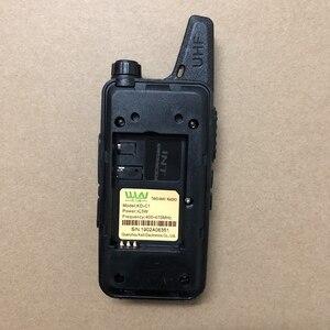 Image 3 - WLN KD C1 UHF 400 470mhz walkie talkie Antenna corpo integrato prosciutto CB radio bidirezionale classico KD C1 parlare walky