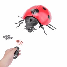 Инфракрасный электронный Радиоуправляемый симулятор животных роботизированное насекомое шалость игрушки для домашних животных таракан для собаки кошки дистанционное управление паук Кобра Змея