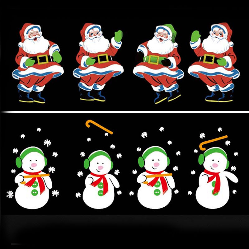 Image 5 - Romatic LED Animation Projector Christmas Light Dynamic Picture Lawn Card Lamp  Waterproof 12 Pattern Changeable Projection Lamp-in Stage Lighting Effect from Lights & Lighting