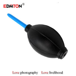 DSLR Lens Cleaning Tool For SLR Camera Binocular Rubber Air Blower Pump Dust Cleaner