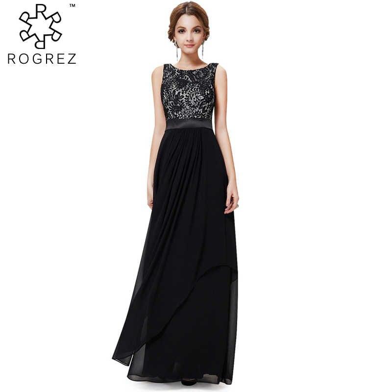 Vestidos largos para fiestas elegantes