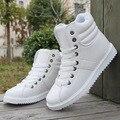 2016new Hombres Casual Zapatos con cordones de Los Hombres Zapatos Negro Plana Con Zapatos Hombre Chaussure Sapato masculino Homme Casual Para Hombre entrenadores