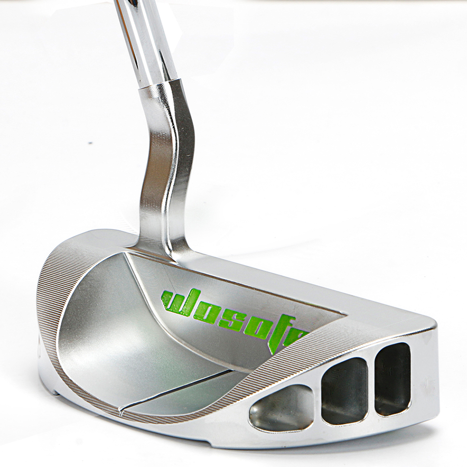 Image 3 - NEW golf clubs putter men steel shaft silver 33 34 35inch X1 X2 X3  three paragraph is available for choose freeshipping-in Golf Clubs from Sports & Entertainment