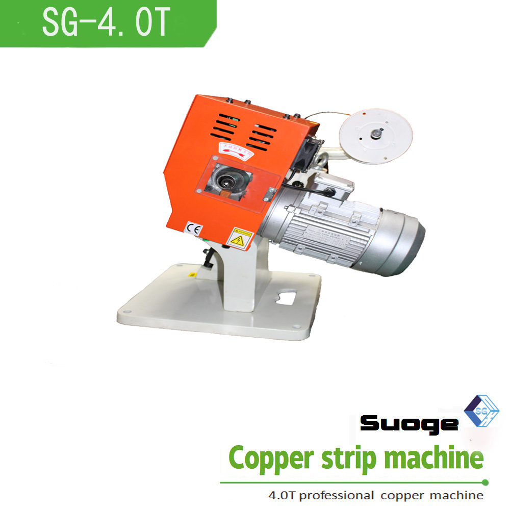 SG 4.0T crrimping machine for wire crimping-in Connectors from Home ...