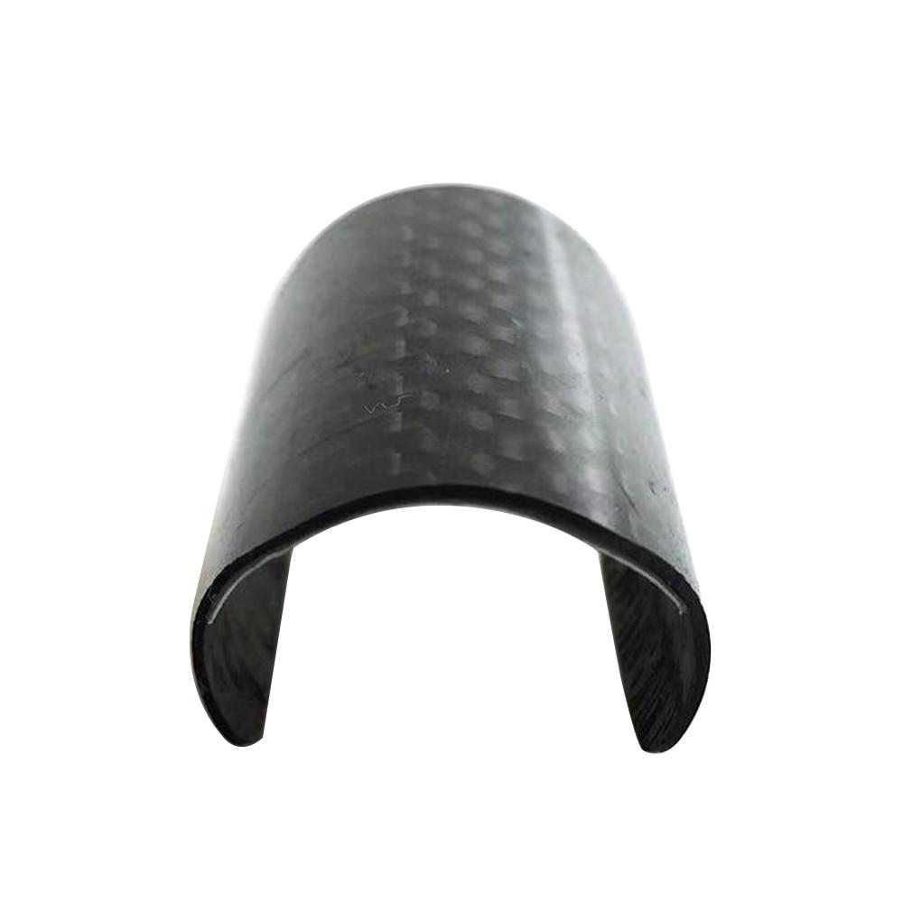 Trigo Carbon Fiber Chain Stay Guard Rear Frame Sticker For Brompton Folding Bike