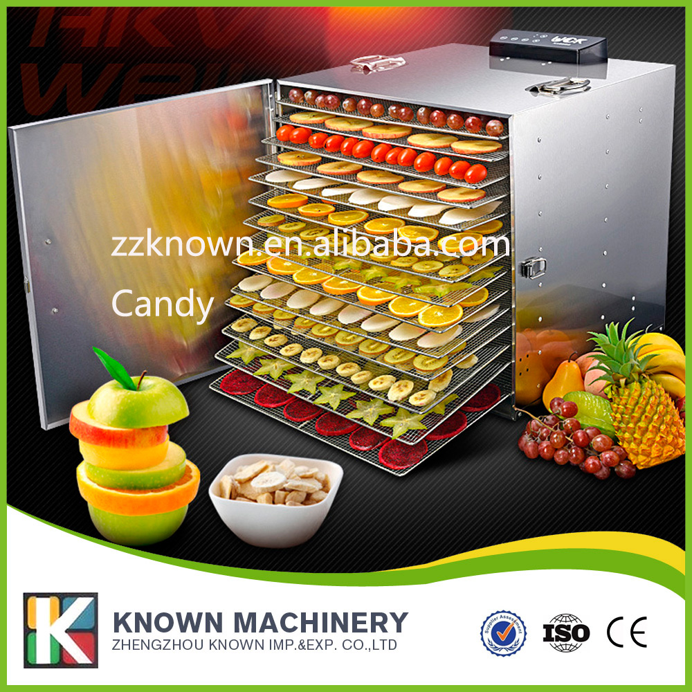 15 trays Fruit Dehydrator Electric Drying Dehydration Food Fruits Commercial Stainless Steel Food Fruit Dehydrator Dryer glantop 2l smoothie blender fruit juice mixer juicer high performance pro commercial glthsg2029