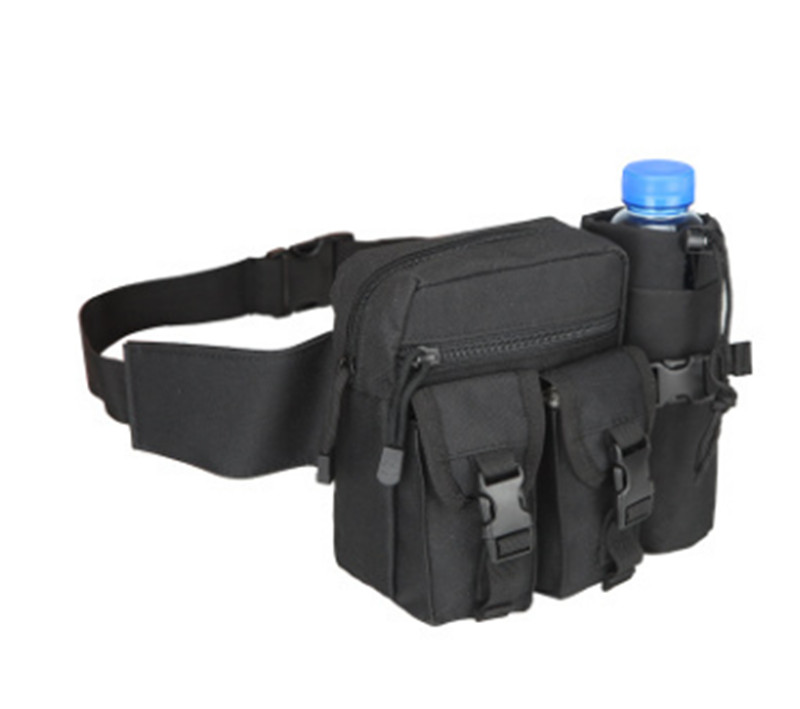 Multifunctional Outdoor Military Pack Pocket Tactical Sport Camping Pack Water Bottle Waist Bag