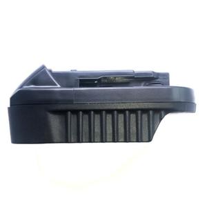 Image 2 - MT20DL Converter Adapter For Dewalt Convert For Makita 18V Li ion Battery BL1830 BL1860 BL1815 to For Dewalt 18V 20V DCB200
