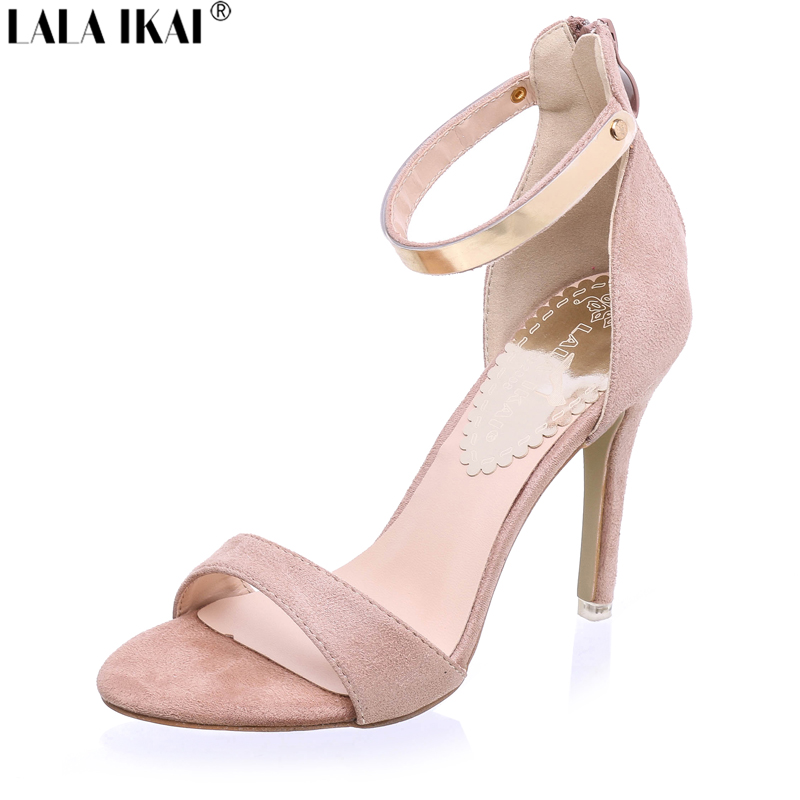 Online Get Cheap Nude Strap Heels -Aliexpress.com | Alibaba Group