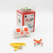 New Original Cheerson CX-10 CX10 Mini Drone 2.4G 4CH 6 Axis LED RC Quadcopter Toy Helicoptero with LED light Toys for Children