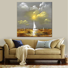 hand made decorative oil painting gold silver wall art canvas picture modern home decoration acrylic