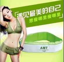 Массажный пояс для похудения массажер вибрации тела тонкий жира редуктор пояса для похудения потерять вес устройства