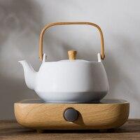 220v PC Electric Ceramic Stove Heaters Tea Ceremony Accessories Teapot Coffee Milk Water Kettle Vintage Pots Drinkware Teaware
