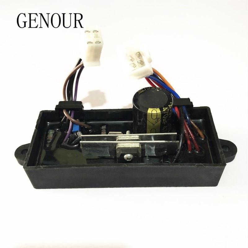 voltage regulator for Single phase Generator and Welder Dual use 5KW Generator AVR Diesel Welding Generator