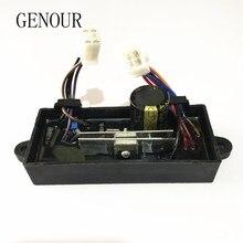 Регулятор напряжения для однофазного генератора и сварщика двойного назначения 5 кВт генератор AVR, дизельный сварочный генератор AVR, сварочный аппарат AVR 190F