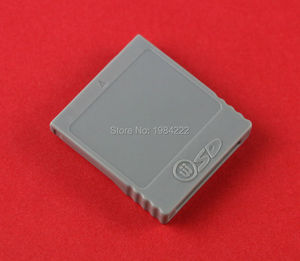 Image 4 - SD Memory Flash WISD Card Stick Adaptor Converter Adapter Card Reader for Wii NGC GameCube Game Console