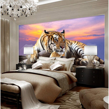 wellyu custom wallpaper photo tiger animals wallpapers 3d large mural bedroom living room sofa tv backdrop wall mural tapety цена 2017