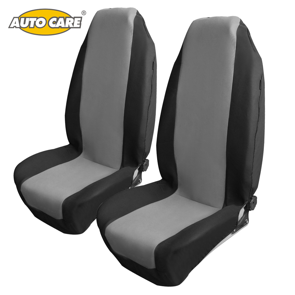 Classic style car seat covers universal fit most 2pcs seat - Most popular car interior colors ...