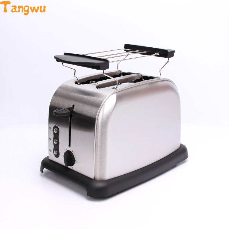 Free shipping Multifunctional stainless steel 4 Slice Toaster breakfast toaster household automatic Toasters free shipping by dhl 1pc est 6 household automatic stainless steel of 6 slice toaster bread machine home appliance
